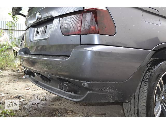 продам  Бампер задний BMW X5 БМВ х5 Е53 е53 бу в Ровно