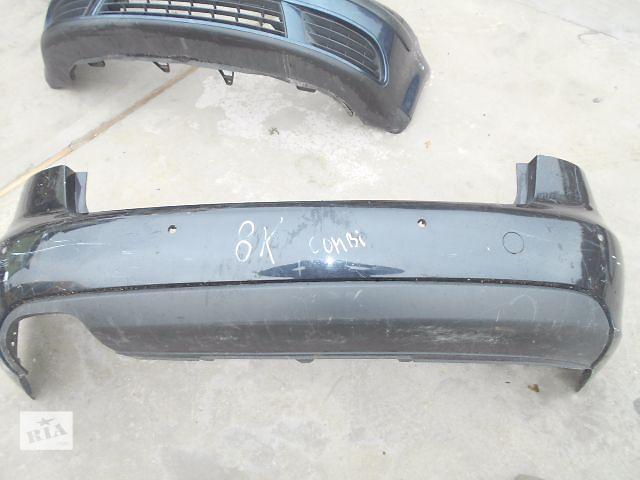 Бампер задний для Audi A4 B8 2011, S-line- объявление о продаже  в Львове