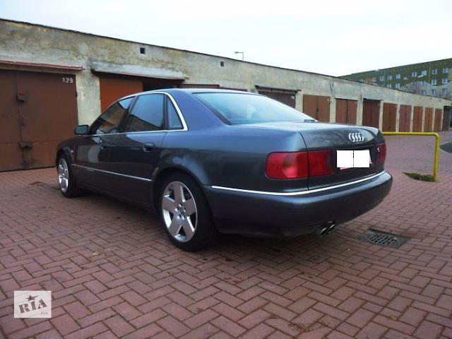 продам Бампер задний для седана Audi A8 2002 бу в Львове