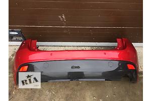Бамперы задние Mazda 3
