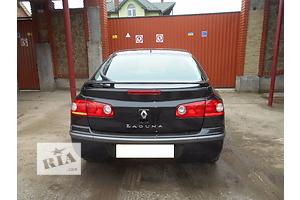 б/у Бампер задній Renault Laguna