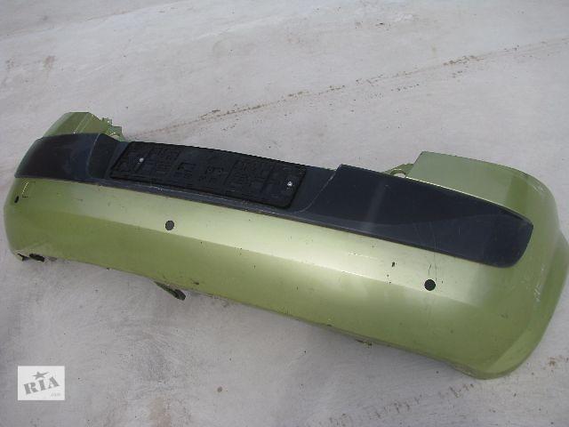 бу бампер задний для хэтчбека Renault Megane, 2003-09 в Львове