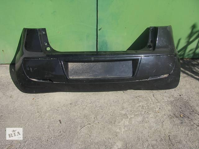 бу  Бампер задний для купе Mitsubishi Colt в Днепре (Днепропетровск)