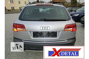 Бамперы задние Audi A6 Allroad
