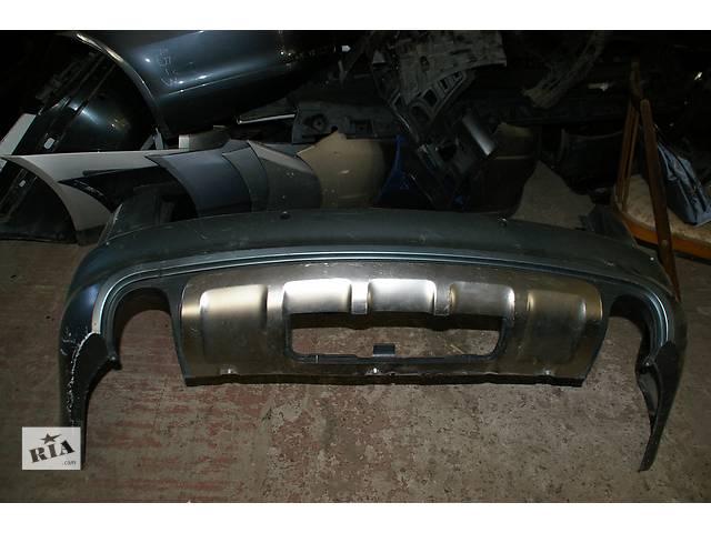 купить бу  Бампер задний для легкового авто Audi A6 Allroad в Львове