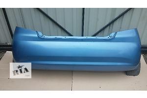 Бамперы задние Chevrolet Aveo Hatchback (5d)
