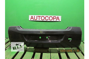Бамперы задние Dacia Logan