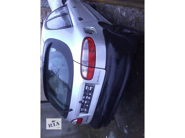бу  Бампер задний для легкового авто Daewoo Lanos Hatchback в Нововолынске