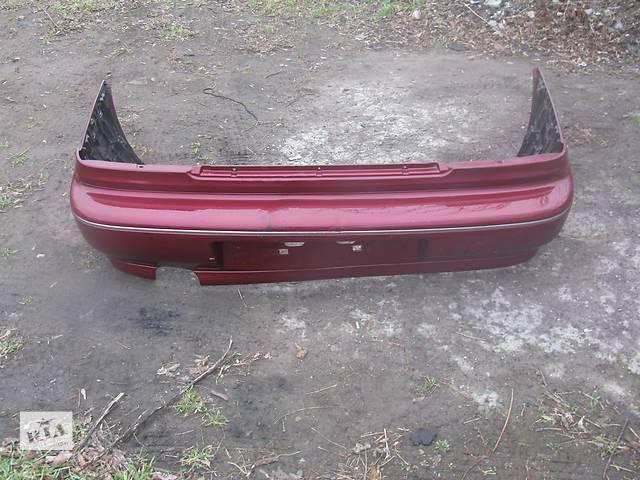 продам  Бампер задний для легкового авто Daewoo Nexia бу в Днепре (Днепропетровске)