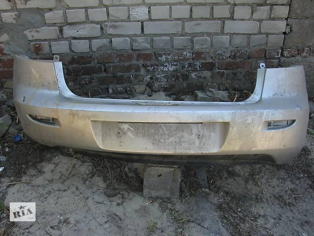 бу  Бампер задний для легкового авто Mazda 3 Sedan в Днепре (Днепропетровске)