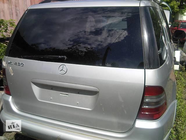 бу  Бампер задний для легкового авто Mercedes ML 350 в Ужгороде