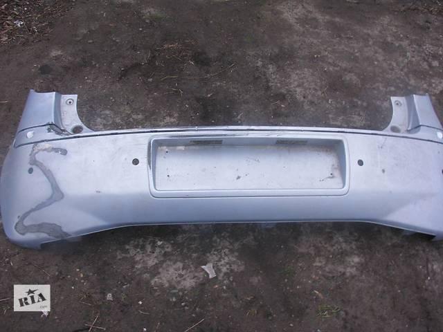 бу  Бампер задний для легкового авто Mitsubishi Colt Hatchback (5d) в Днепре (Днепропетровск)