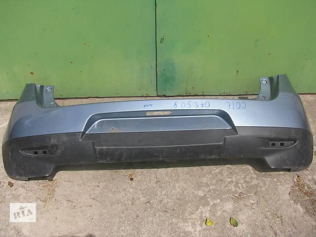 бу  Бампер задний для легкового авто Mitsubishi Colt Hatchback (5d) в Днепре (Днепропетровске)