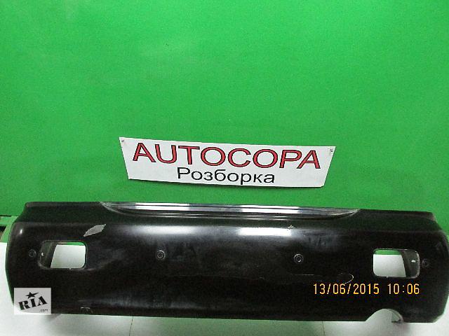 Бампер задний для легкового авто Mitsubishi Lancer- объявление о продаже  в Львове