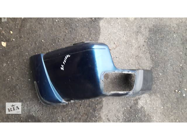 бу  Бампер задний для легкового авто Nissan Patrol GR в Запорожье