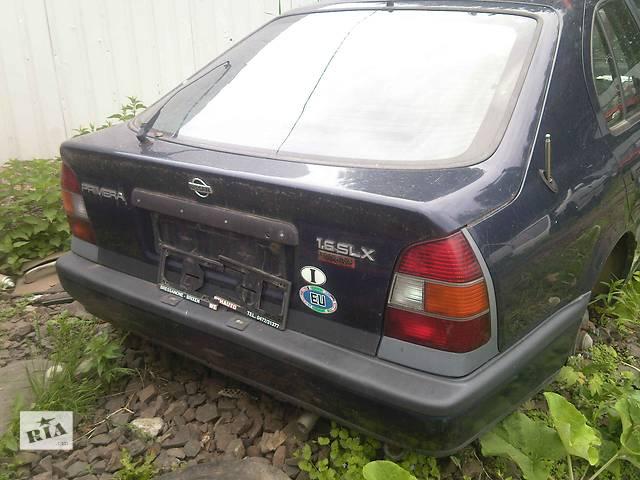 Бампер задний для легкового авто Nissan Primera- объявление о продаже  в Ужгороде
