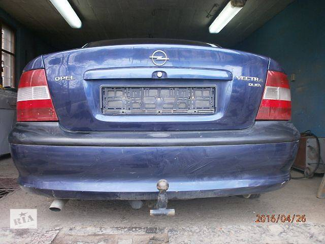 продам Бампер задний для легкового авто Opel Vectra B бу в Жидачове