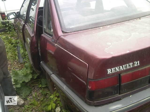 Бампер задний для легкового авто Renault 21- объявление о продаже  в Ужгороде