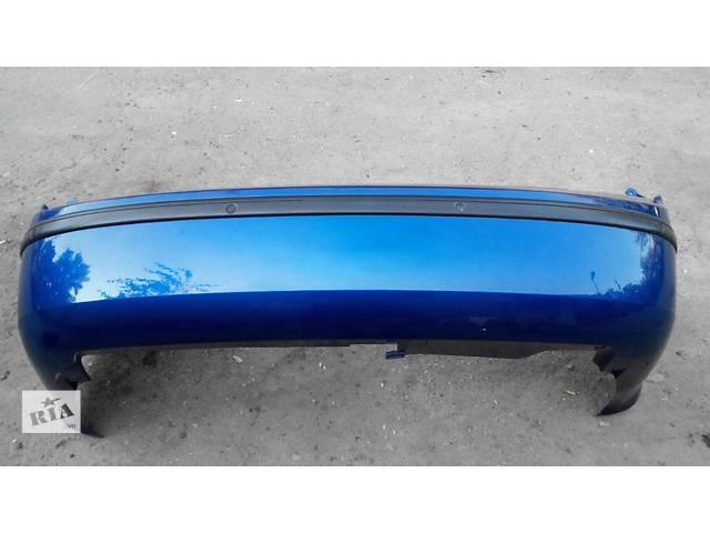 продам  Бампер задний для легкового авто Skoda SuperB бу в Полтаве