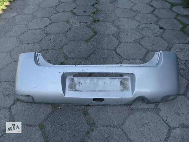 купить бу  Бампер задний для легкового авто Suzuki Wagon R в Львове