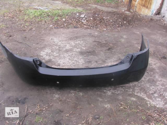 продам  Бампер задний для легкового авто Toyota Camry бу в Днепре (Днепропетровске)