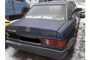 Бамперы задние Mercedes 190