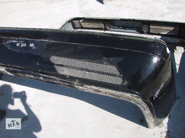 продам бампер задний для Mercedes S 140, 1995 бу в Львове
