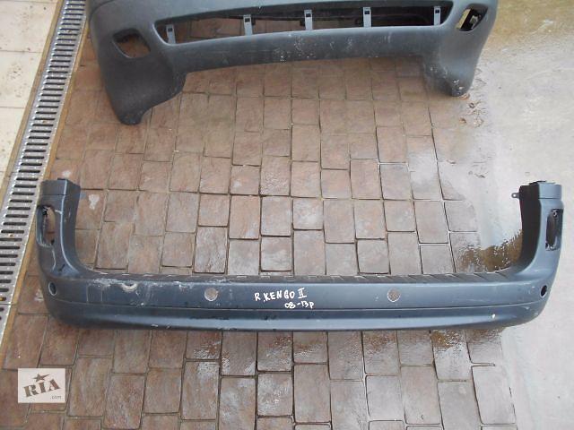 купить бу Бампер задний для Renault Kangoo 2010 в Львове