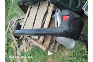 Бамперы задние Renault Kangoo