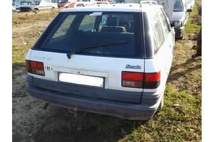 Бамперы задние Renault Nevada