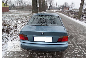 б/у Бампер задний BMW 325