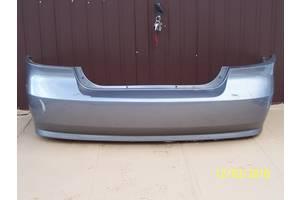 Бампер задний Chevrolet Aveo