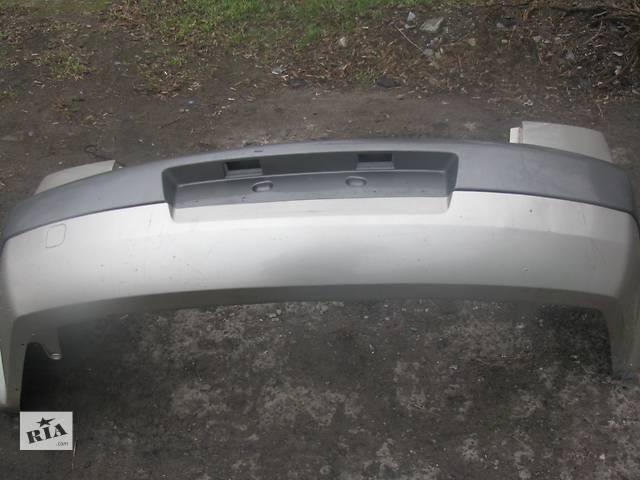 купить бу  Бампер задний для седана Renault Megane II в Днепре (Днепропетровске)
