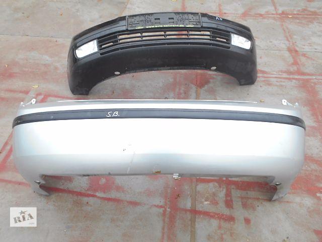 купить бу Бампер задний для седана Skoda SuperB 2005 в Львове