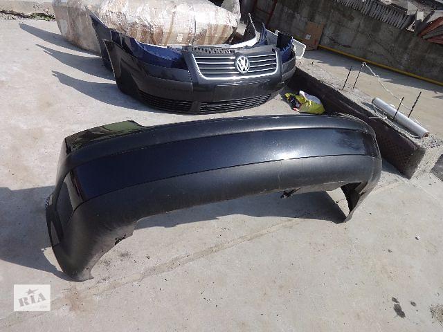 продам бампер задний для седана Volkswagen B5, 2002 бу в Львове