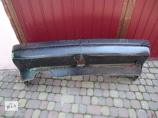 бу Бампер задний для седана Volkswagen Passat B3 в Радивилове
