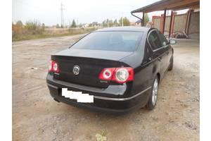 б/у Бамперы задние Volkswagen В6