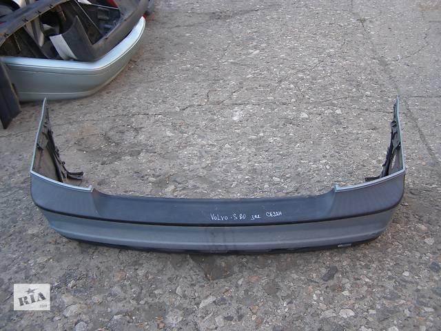 купить бу  Бампер задний для седана Volvo S80 в Новой Каховке