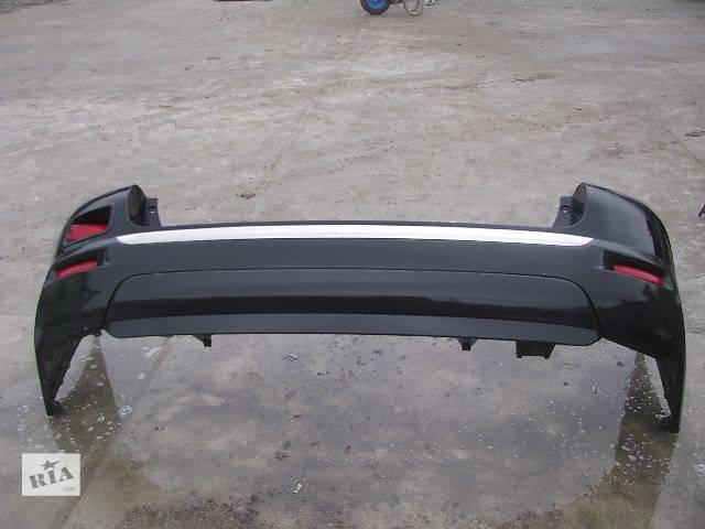 купить бу бампер задний для Toyota Highlander 2011 в Львове