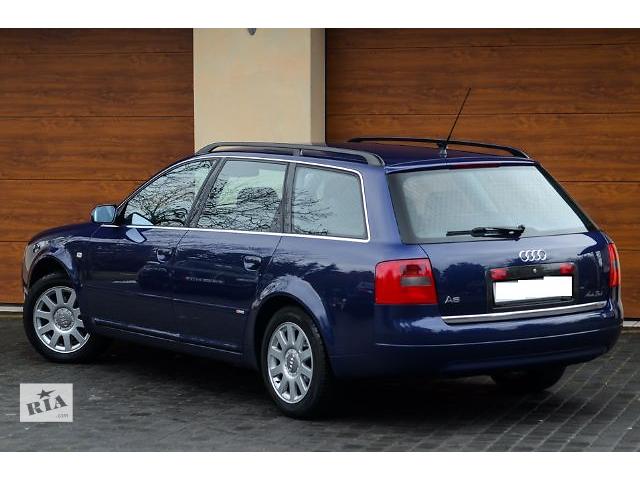бу бампер задний для универсала Audi A6, 2003 в Львове