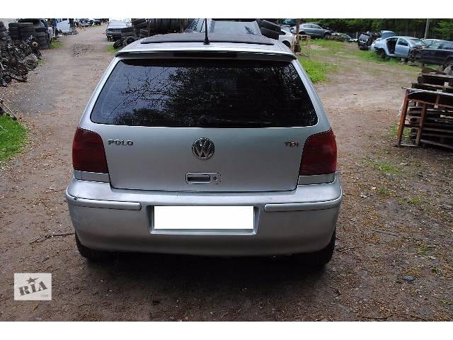 купить бу Бампер задний для Volkswagen Polo 2000 в Львове