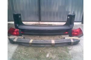 Бамперы задние Opel Vectra C Caravan