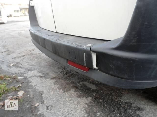 купить бу Бампер задний Фиат Фіат ДоблоFiat Doblo 1.3 Multijet 2009-2015 в Ровно