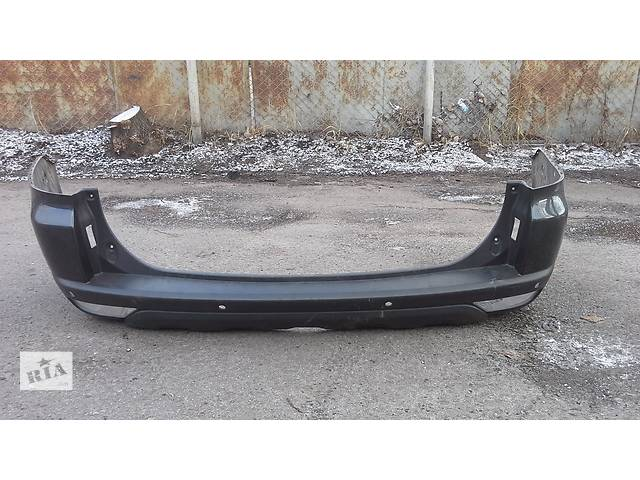 купить бу Бампер задний Митсубиси паджеро спорт Mitsubishi Pajero Sport II 08- KH 6410B193 в Киеве