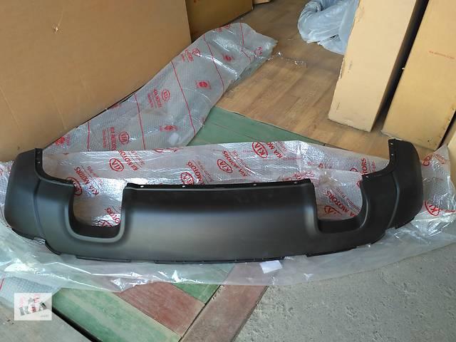 Бампер задний на Kia Sportage (866120z510)- объявление о продаже  в Вишневом