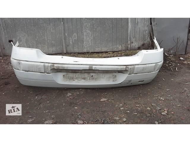 продам Бампер задний Рено Клио Симбол Renault Symbol 02-08гг. 8200136876 бу в Киеве