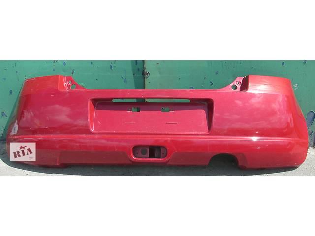 купить бу Бампер задний Suzuki Swift 2006 71811-62J0 в Киеве