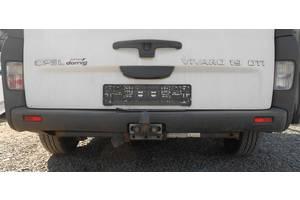 б/у Бамперы задние Opel Vivaro груз.