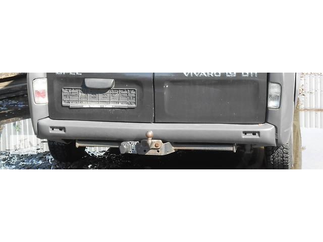 купить бу Бампер задний, задній Renault Trafic 1.9, 2.0, 2.5 Рено Трафик (Vivaro, Виваро) в Ровно