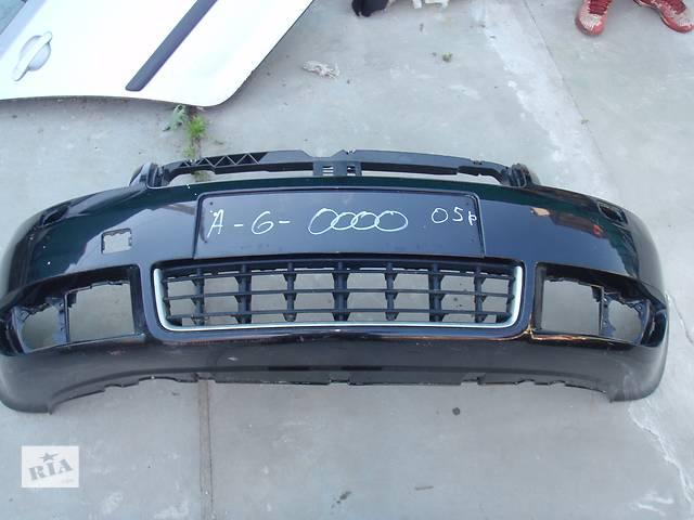 бу Бампер передний Audi A6 C5 2003 в Львове